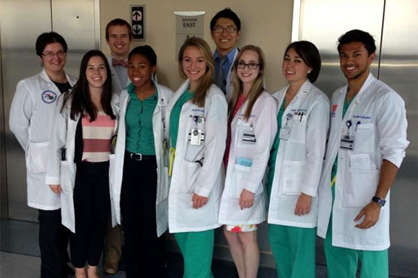 University of Florida medical student education at UF Health Jacksonville